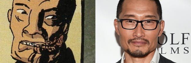 Daniel Dae Kim Hellboy
