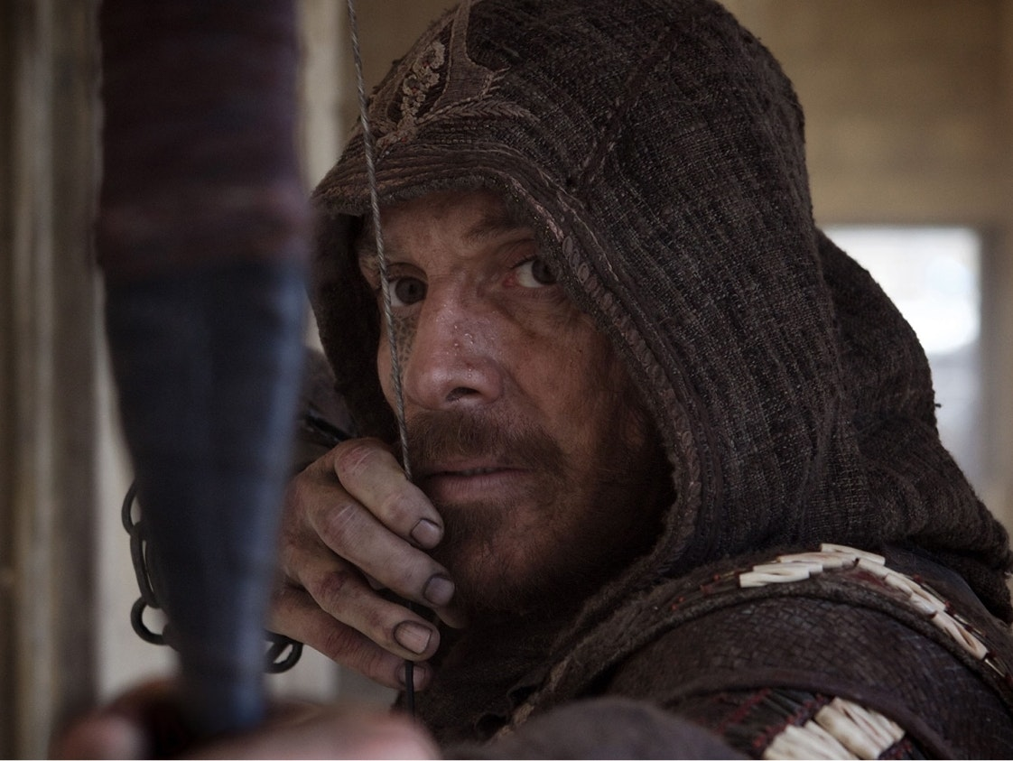 New 'Assassin's Creed' Trailer Teases the Bleeding Effect