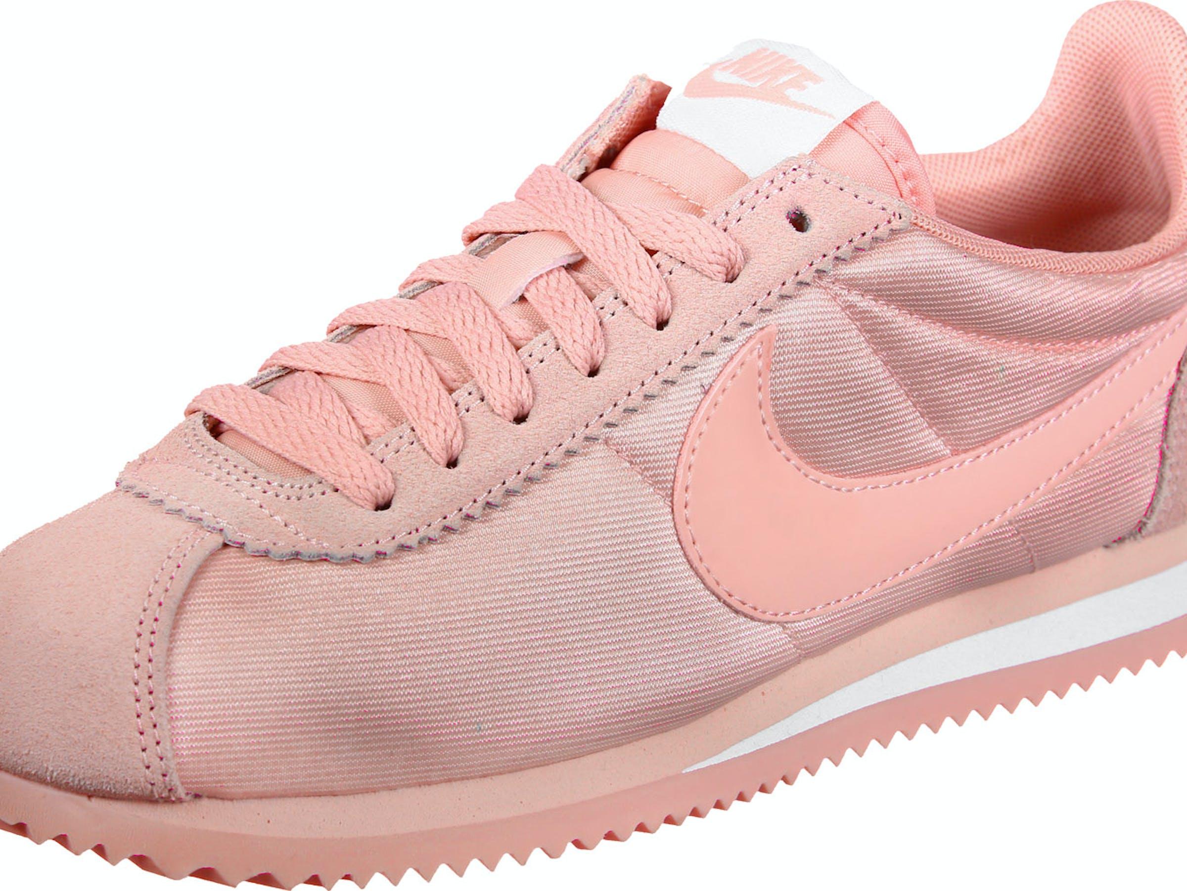 wholesale dealer df3c1 56162 Nike Pink Cortez