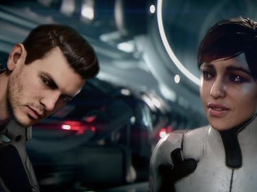 First 13 Minutes of 'Mass Effect: Andromeda' Reveals Twin Twist
