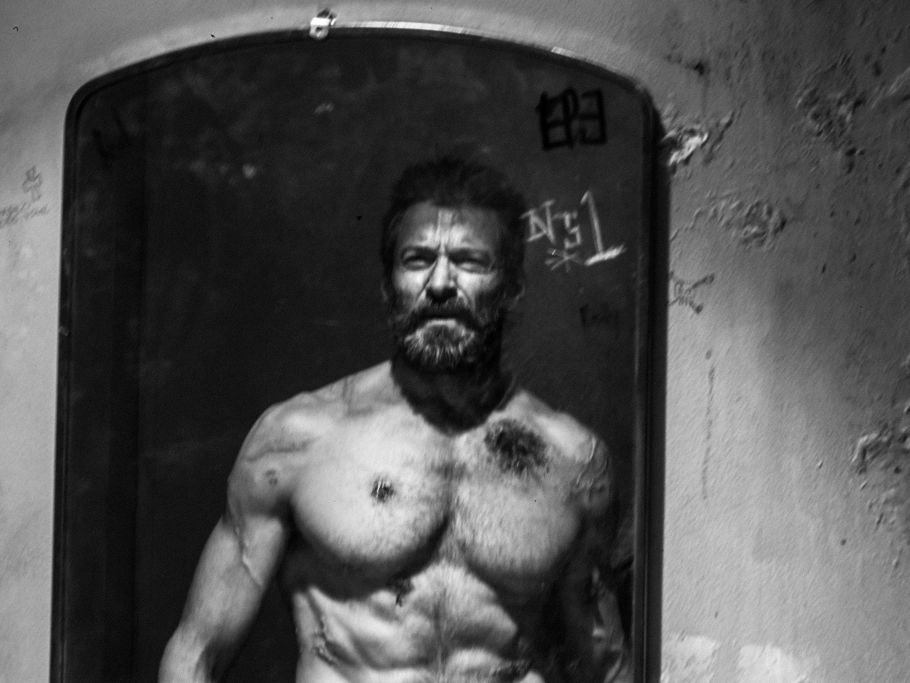 Wolverine's Healing Definitely Isn't Working Well in 'Logan'
