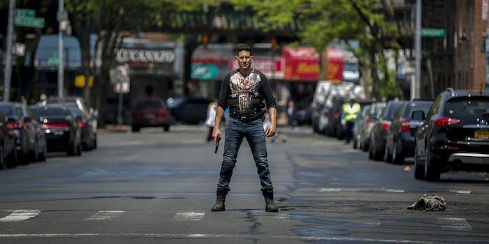 Jon Bernthal The Punisher Season 2