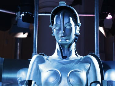 What's Our New Word For 'Robot'?