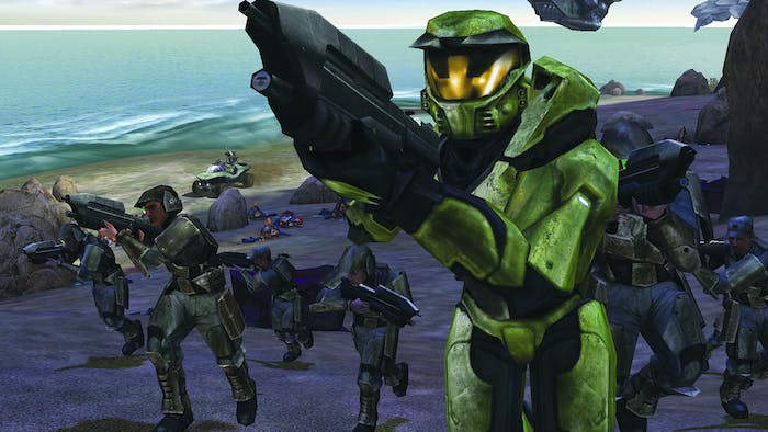 We're pretty sure Master Chief will never die.