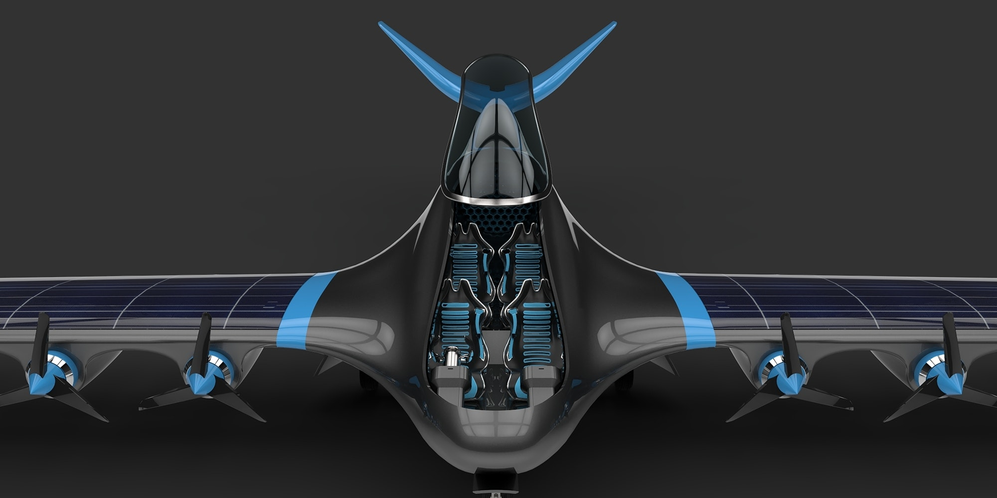 Meet the Electric, Hydrogen, Zero-Emissions Plane Set to Fly by 2025