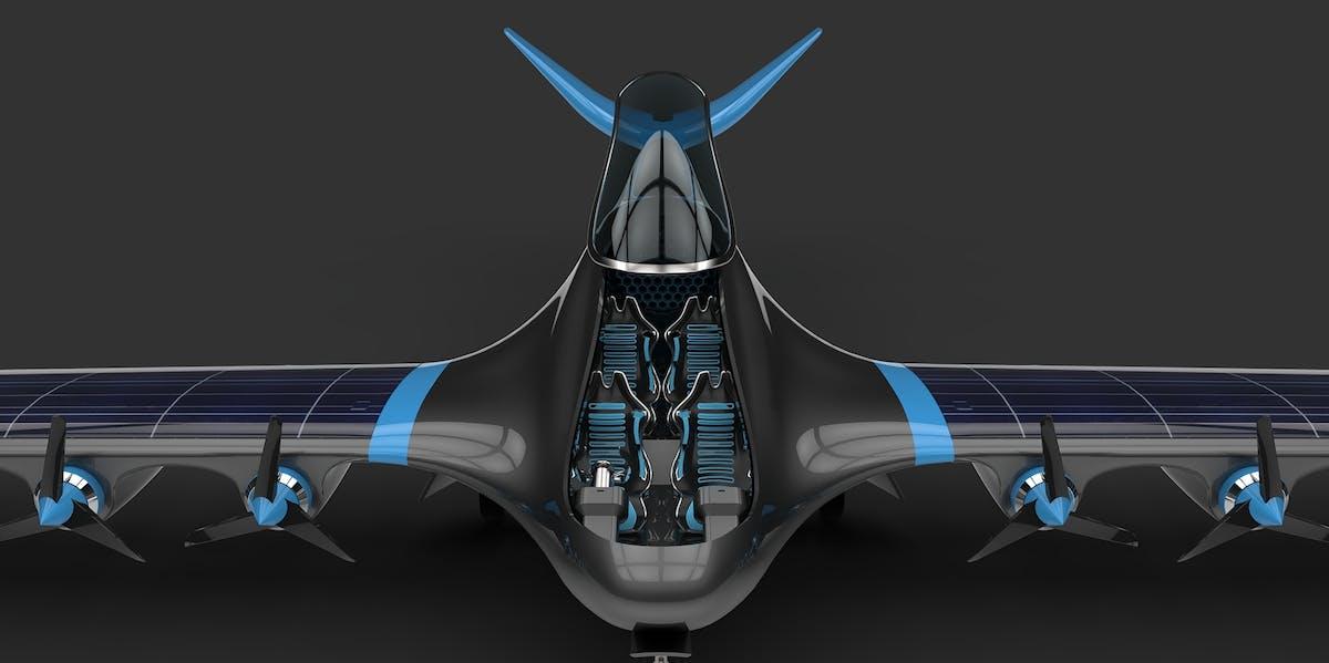 Element One An Electric Hydrogen Zero Emissions Plane