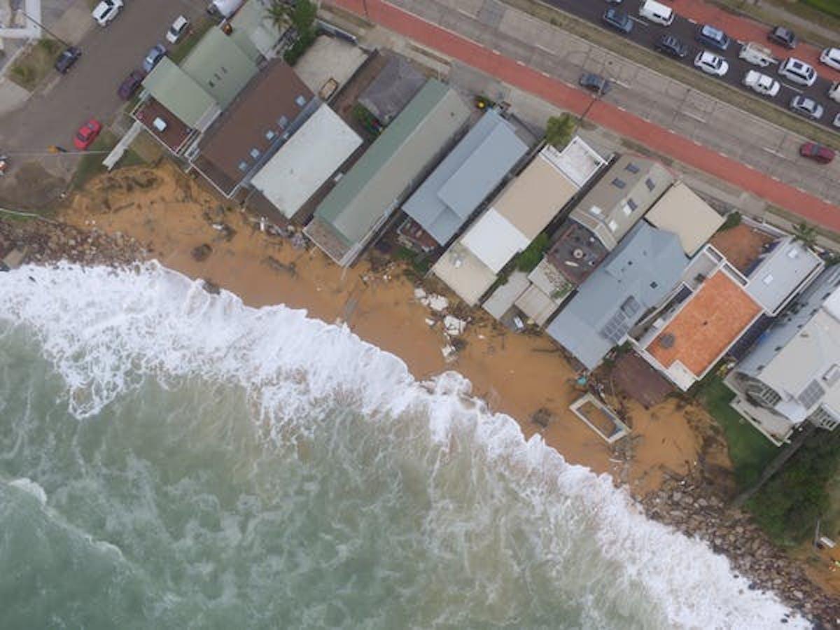 Collaroy storm Sydney