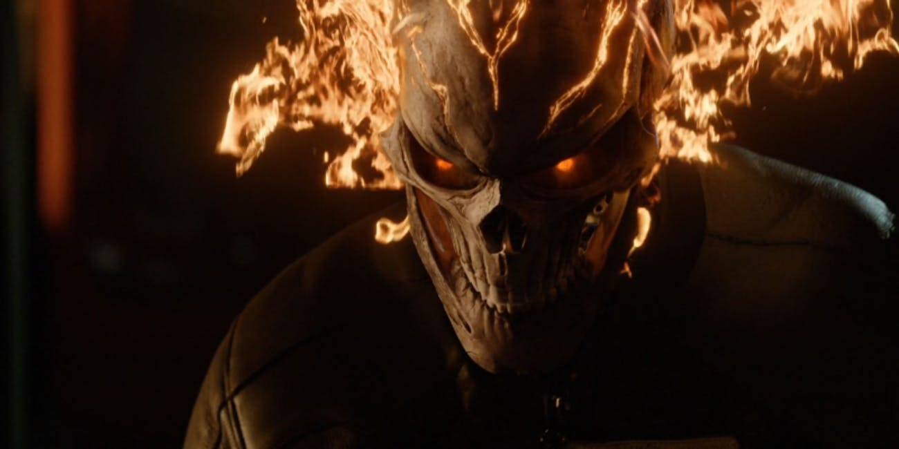 Ghost Rider from 'Agents of S.H.I.E.L.D.'.