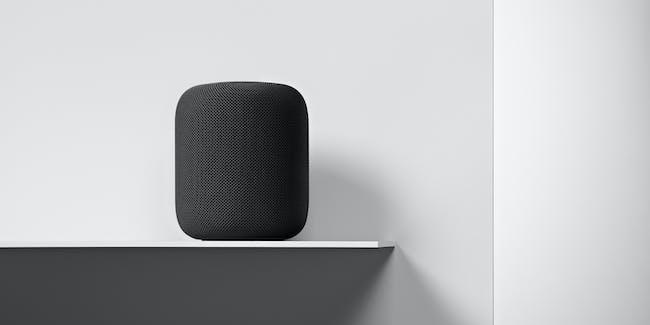 Apple HomePod.