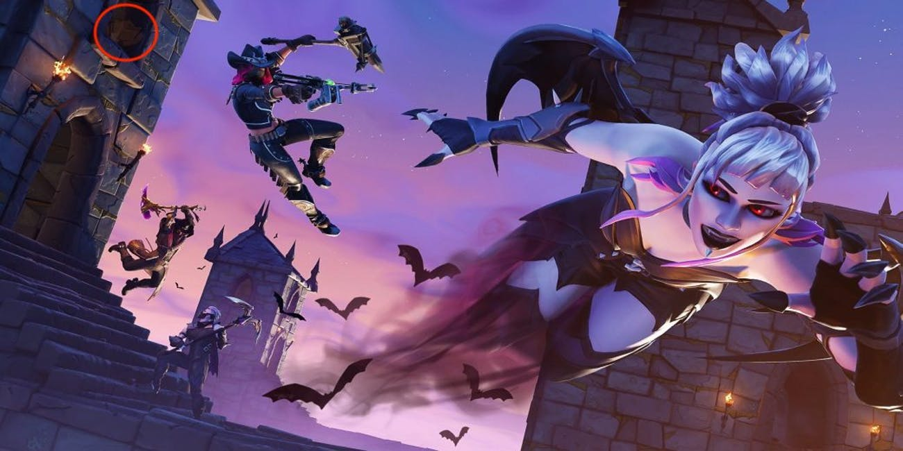 'Fortnite' Week 5 Hunting Party Loading Screen