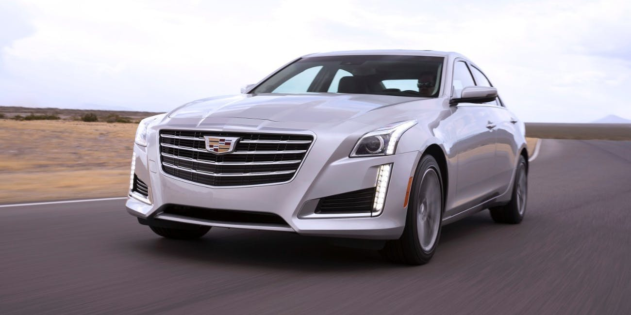 Cadillac S New Sedans Just Learned To Talk Each Other