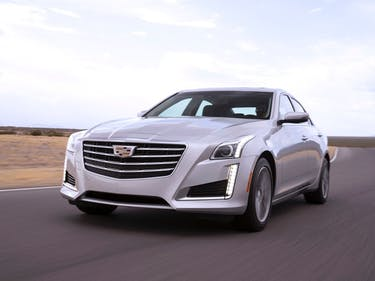 Cadillac's New Sedans Just Learned to Talk to Each Other