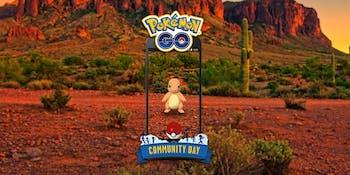 Pokemon GO Community Day Charmander
