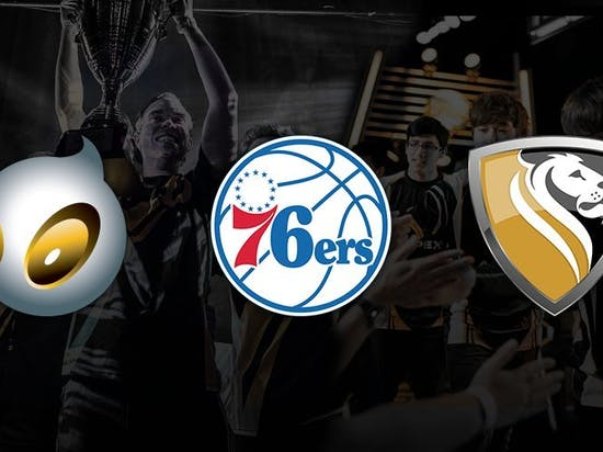 The Philadelphia 76ers Just Bought Into Esports in a Big Way