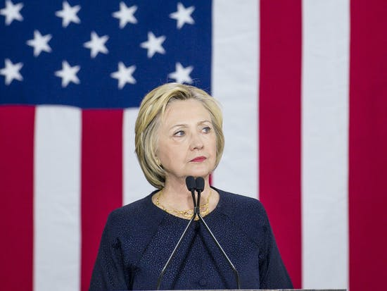 """Hillary Clinton's Promise to Stop """"Lone Wolf"""" Shooters Is Short-Sighted"""