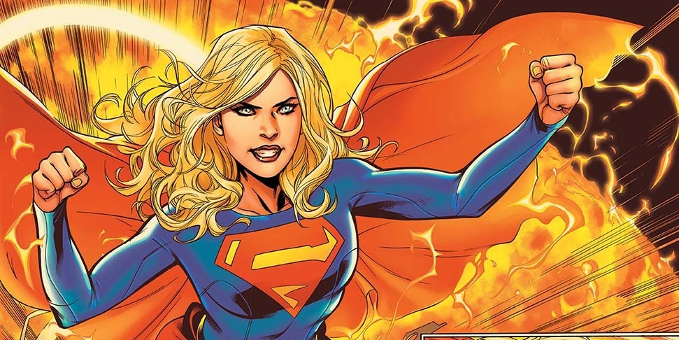 Watch Kara Fight A Werewolf In Supergirl Comic Con