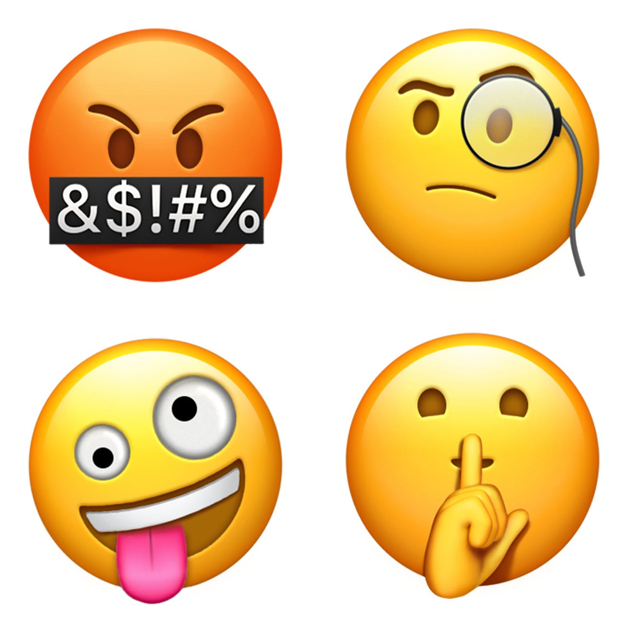 These 4 New iPhone Emoji Will Cause Some Intense Arguments