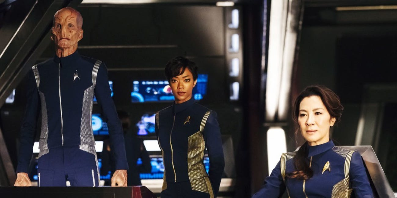 Producer: 'Star Trek: Discovery' Will Be More Diverse Than Ever