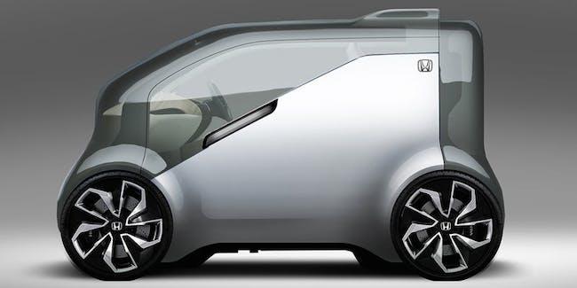 The Honda NeuV