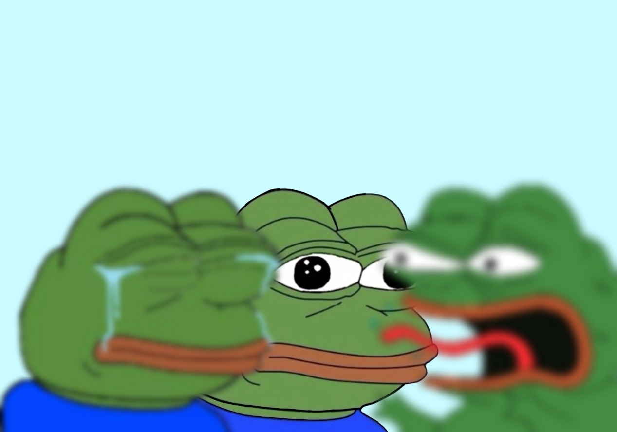 Why Hate Couldnt Burst The Pepe Meme Bubble Inverse
