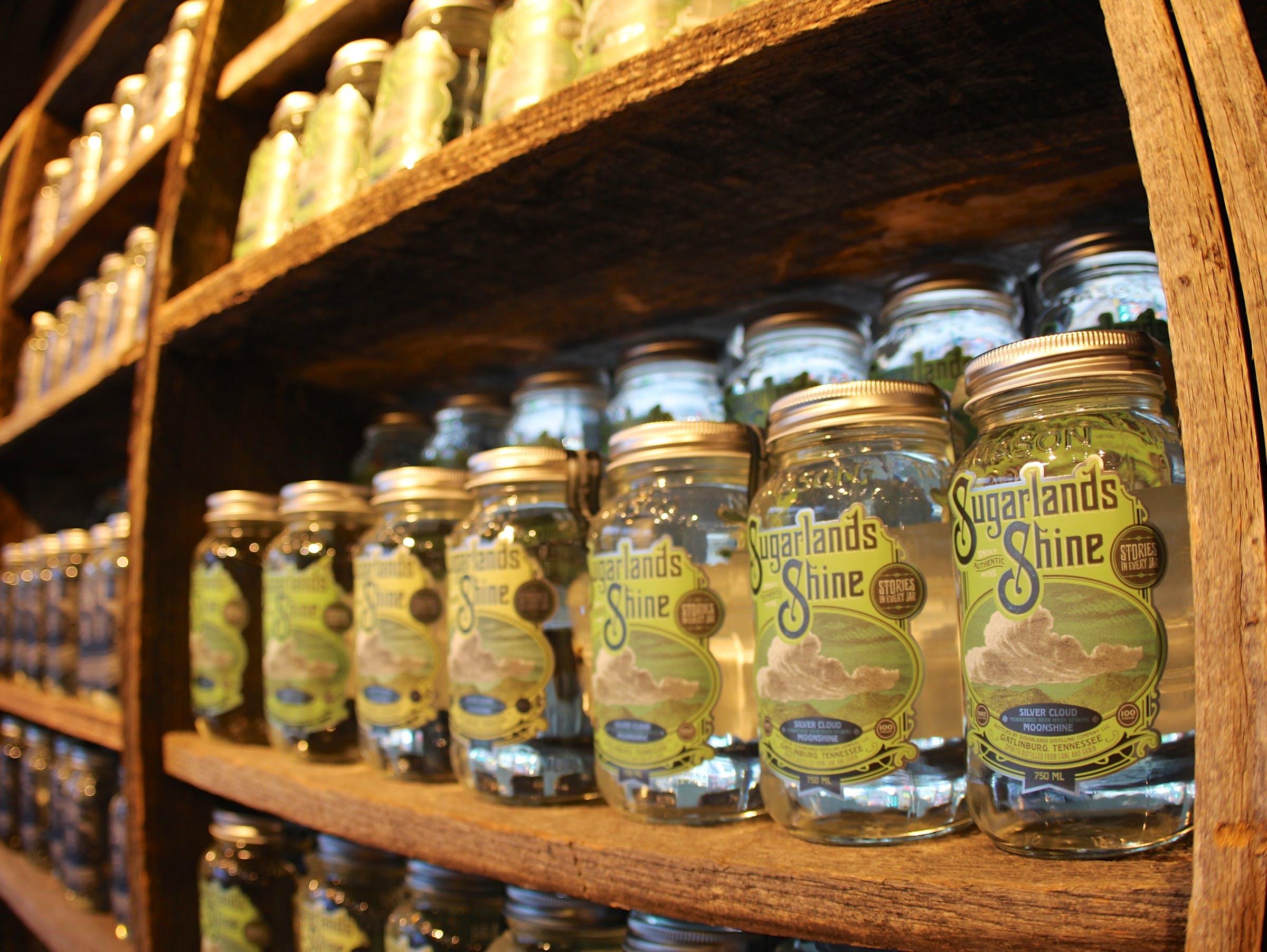 Jars for sale