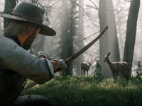 red dead redemption 2 legendary animals