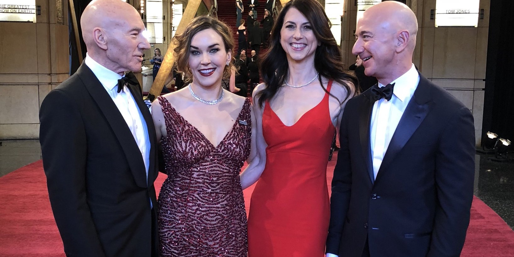 Jeff Bezos Reveals His Personal Style Icon Captain Picard Inverse
