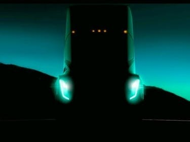 Tesla Self-Driving Semi Trucks Face a Roadblock in California