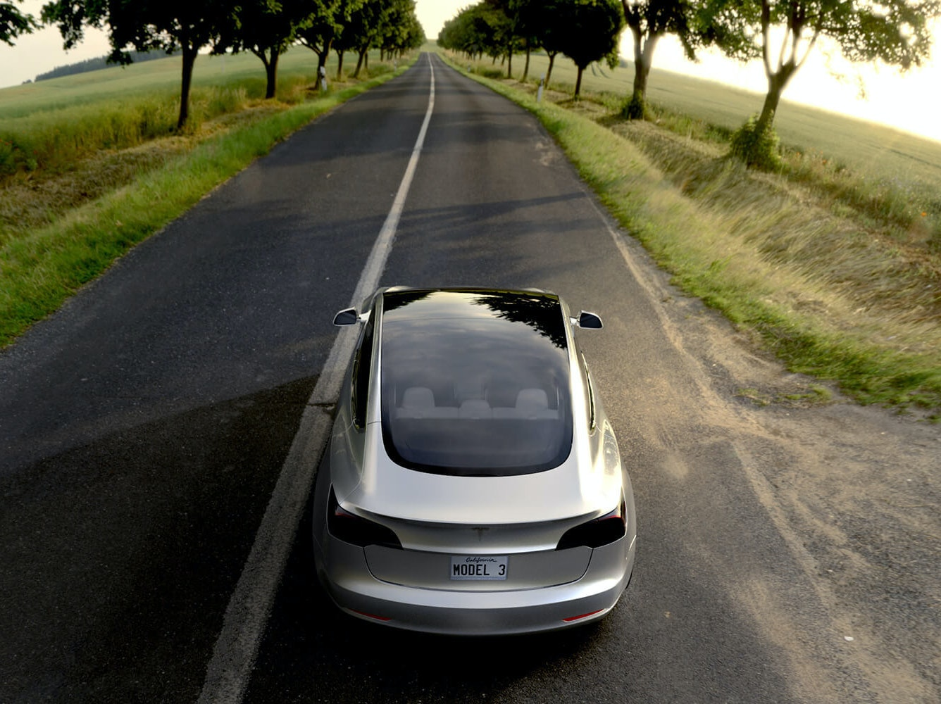 Tesla Model 3's Glass Will Be…Special