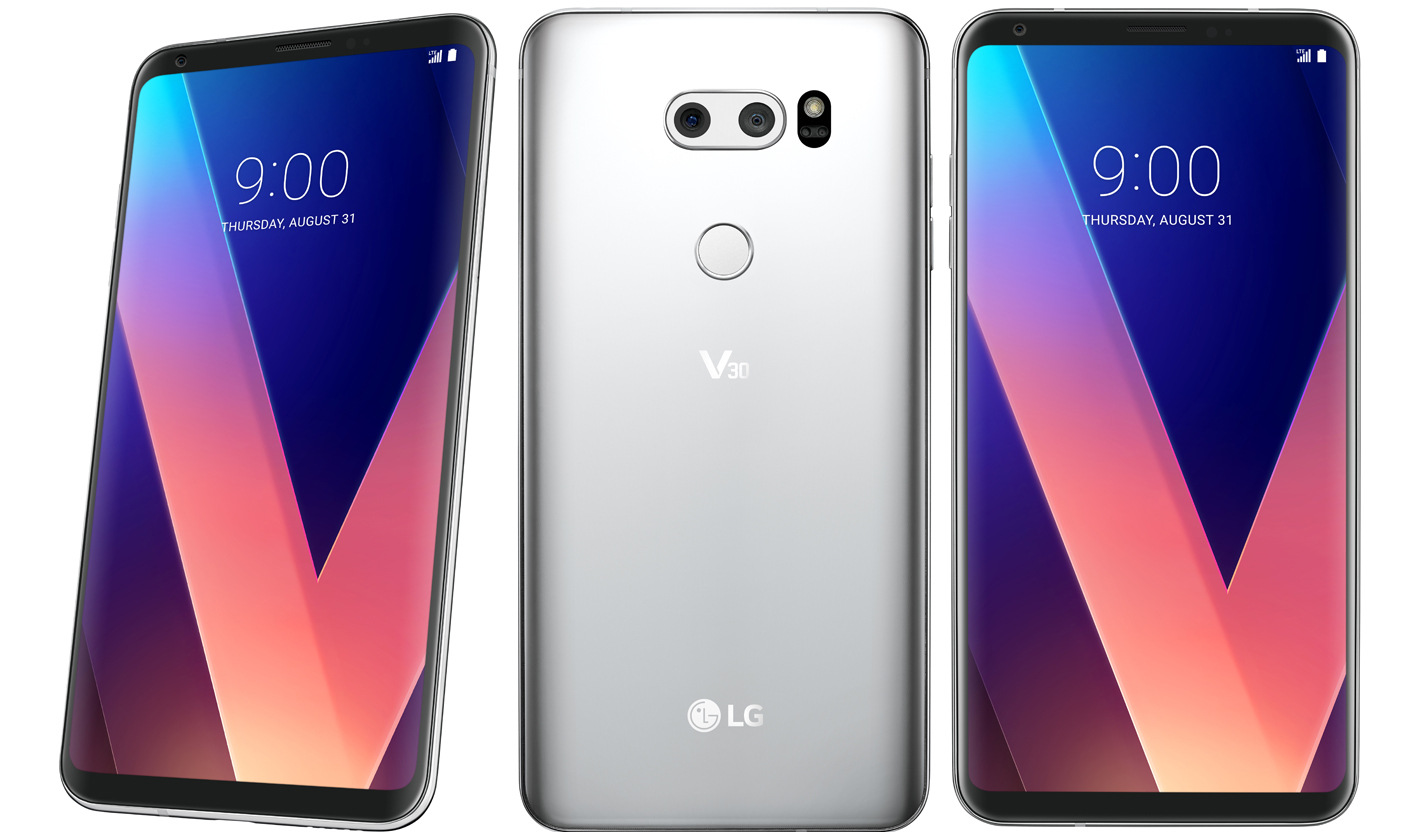LG V30 with dual rear cameras launched at IFA 2017
