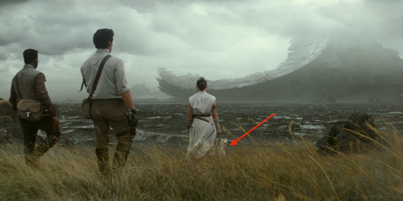 Star Wars Rise of Skywalker Death Star II