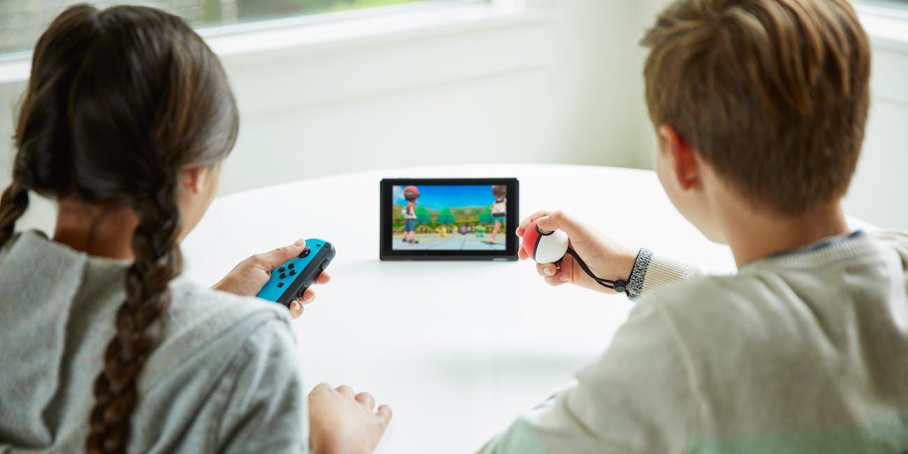 Nintendo Pokemon Switch