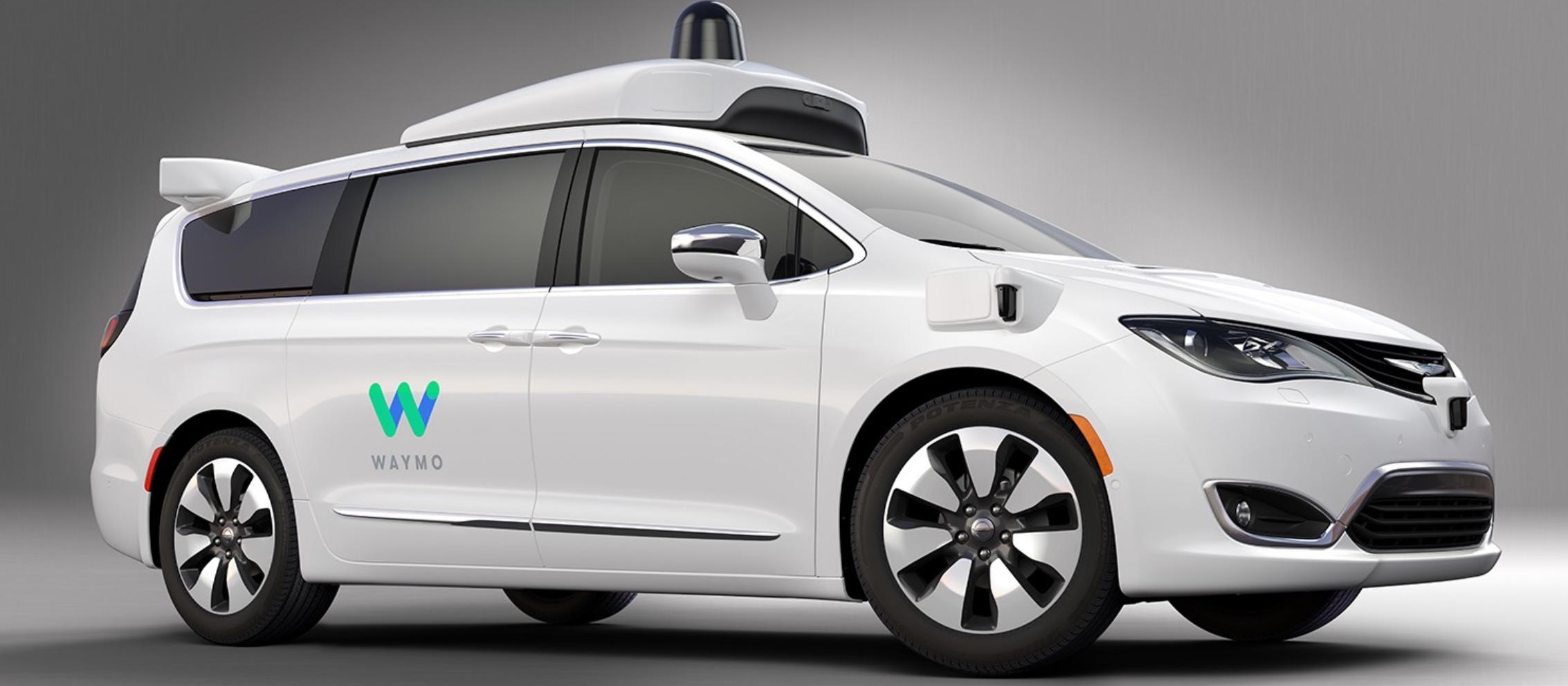 photos of waymo s autonomous van are revealed inverse rh inverse com