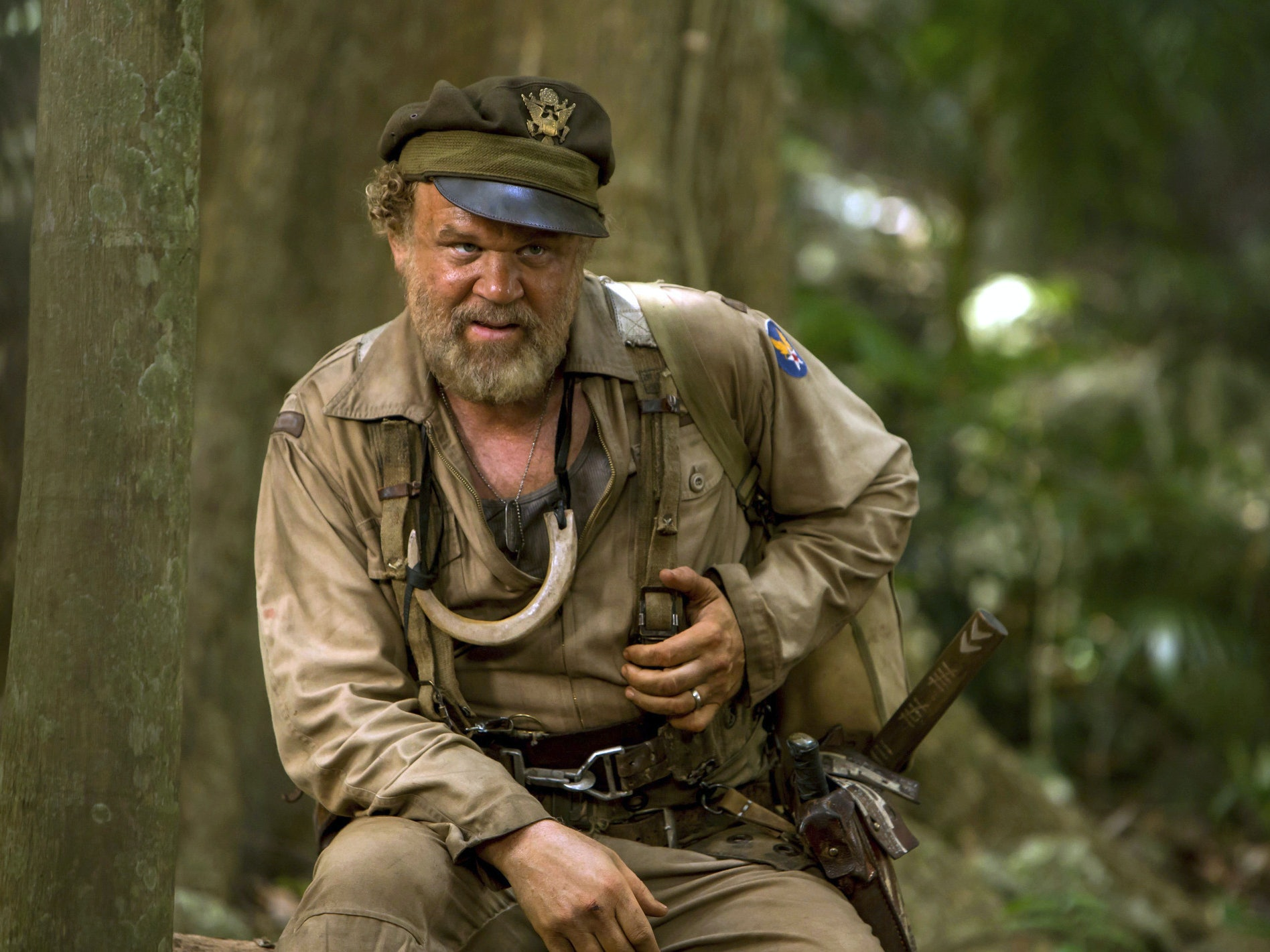 John C. Reilly Saved 'Kong: Skull Island' From Itself