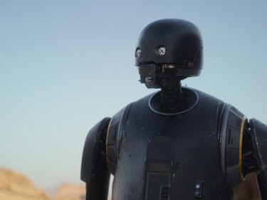 Alan Tudyk Improvised K-2SO's Best Moments in 'Rogue One'