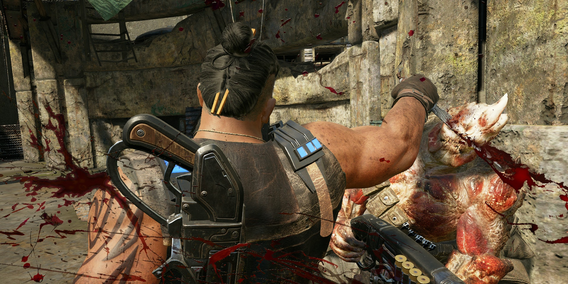 The Absolute Best Weapons in 'Gears of War'