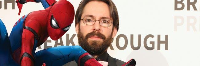 Martin Starr Spider-Man