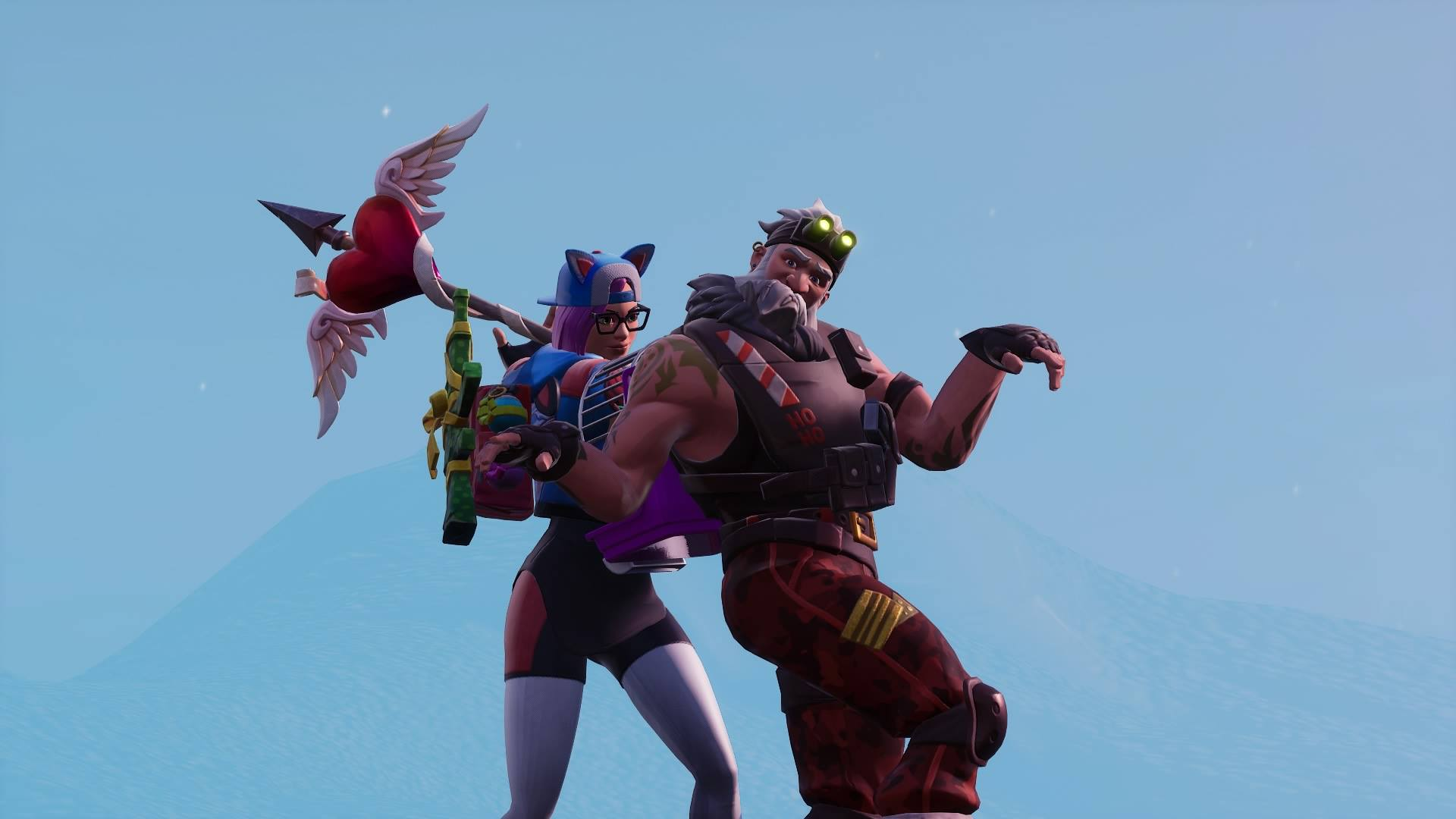 Fortnite Crown Of Rvs Metal Turtle And Submarine