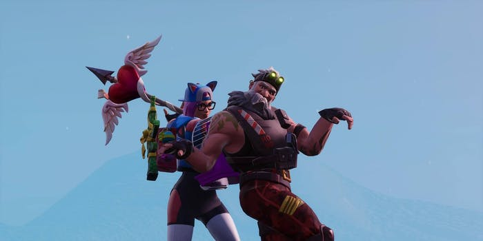 'Fortnite' Season 7 Dancing