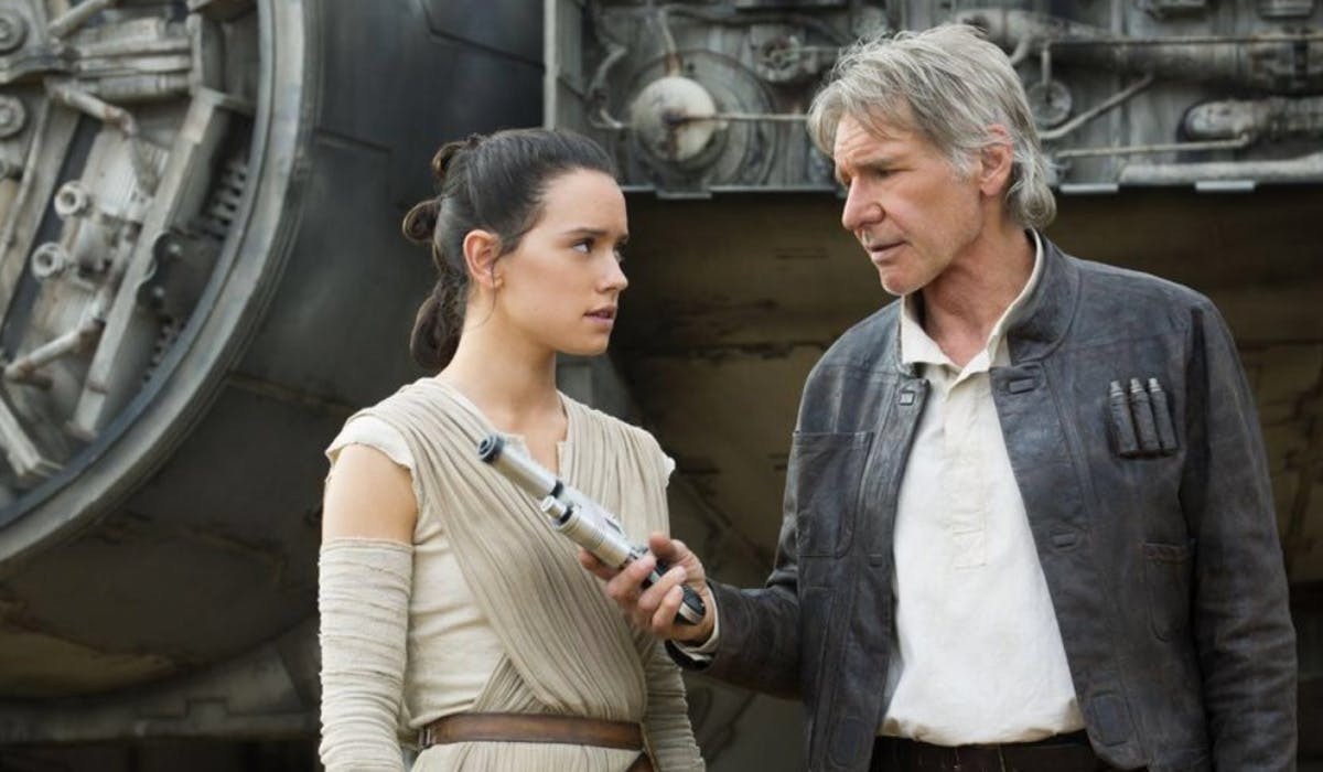'Star Wars: The Rise of Skywalker' Leak May Reveal Rey's True Father