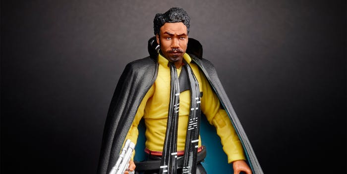Lando has never looked cooler than this moment.