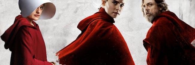 Handmaid's Tale Star Wars