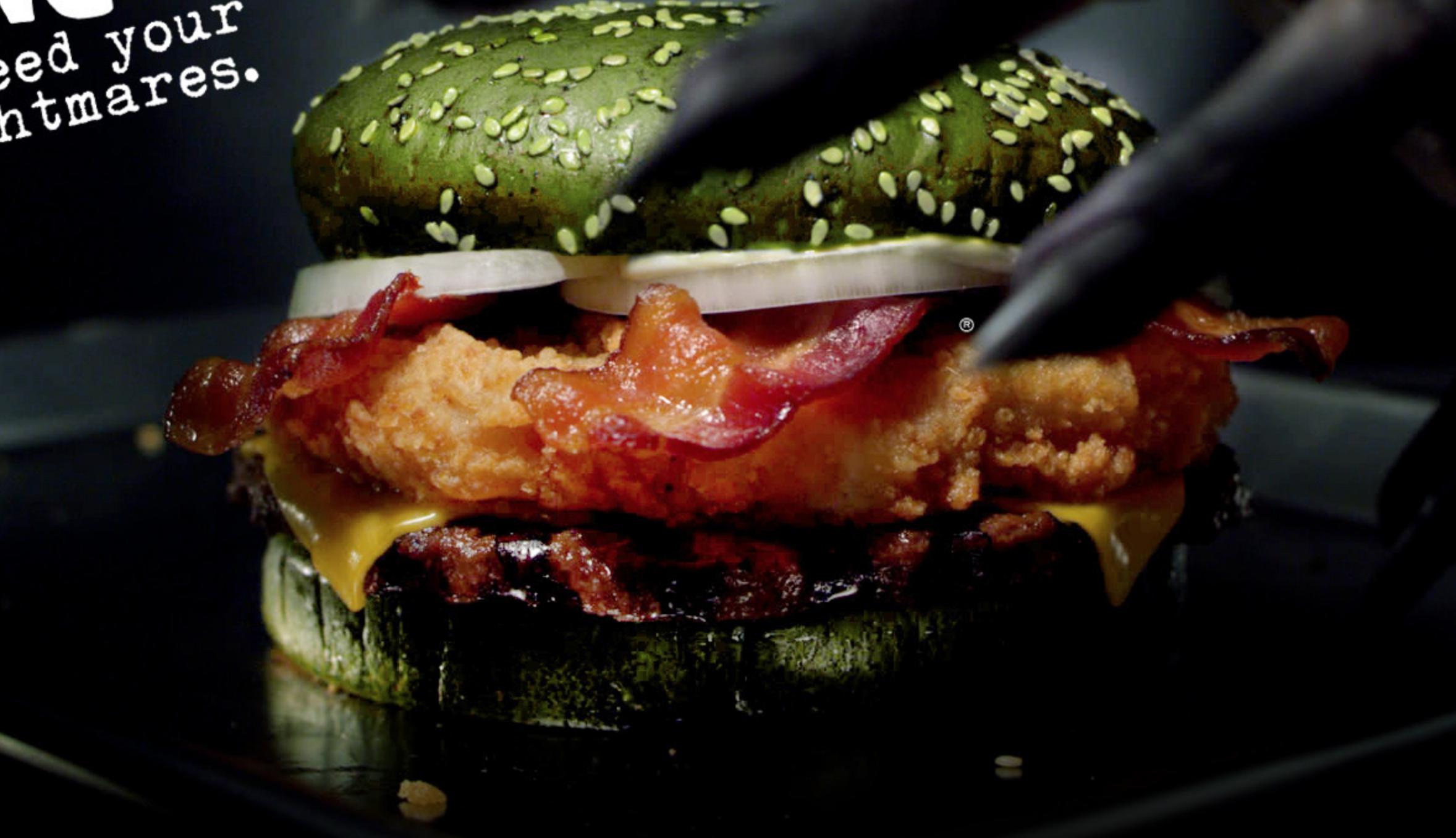 burger king hamburgare innehåll