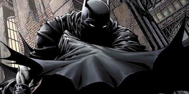 Batman David Finch DC Comics