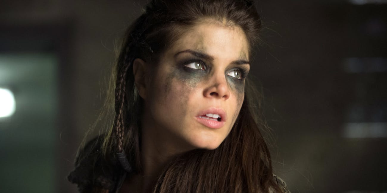 Octavia in 'The 100 Season 4'