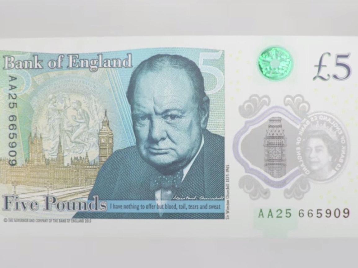Britain Will Start Using Plastic Money in September