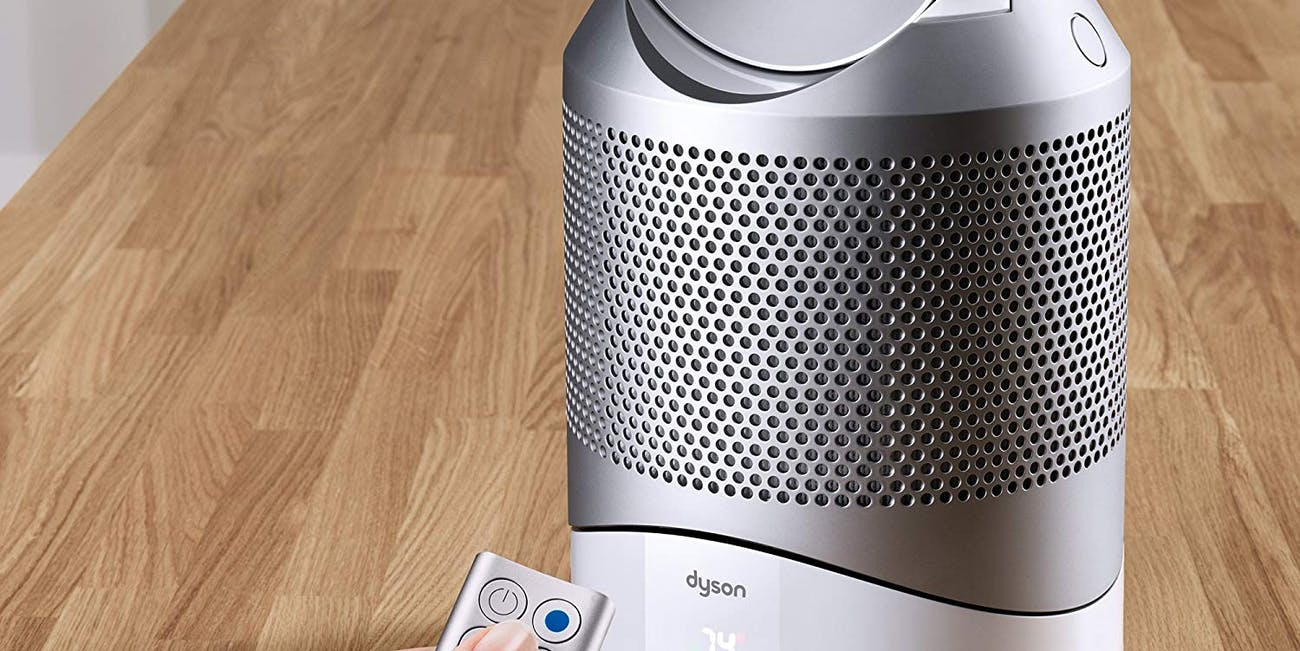 Dyson Pure Hot + Cool Link Wi-Fi Enabled Air Purifier