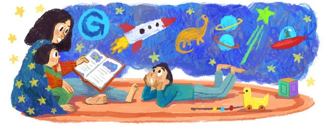 2014 mother's day google doodle