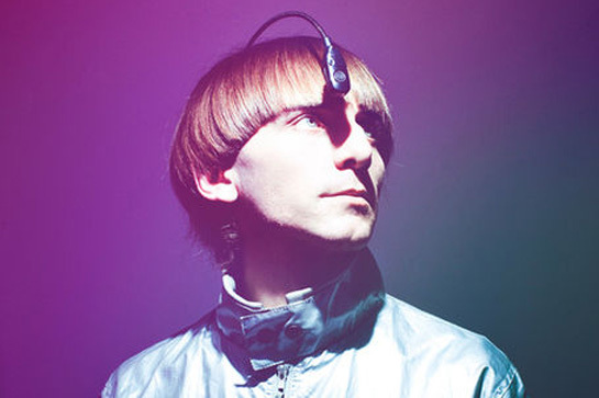 """Neil Harbisson has """"biohacked"""" his body with an implanted camera in his head."""