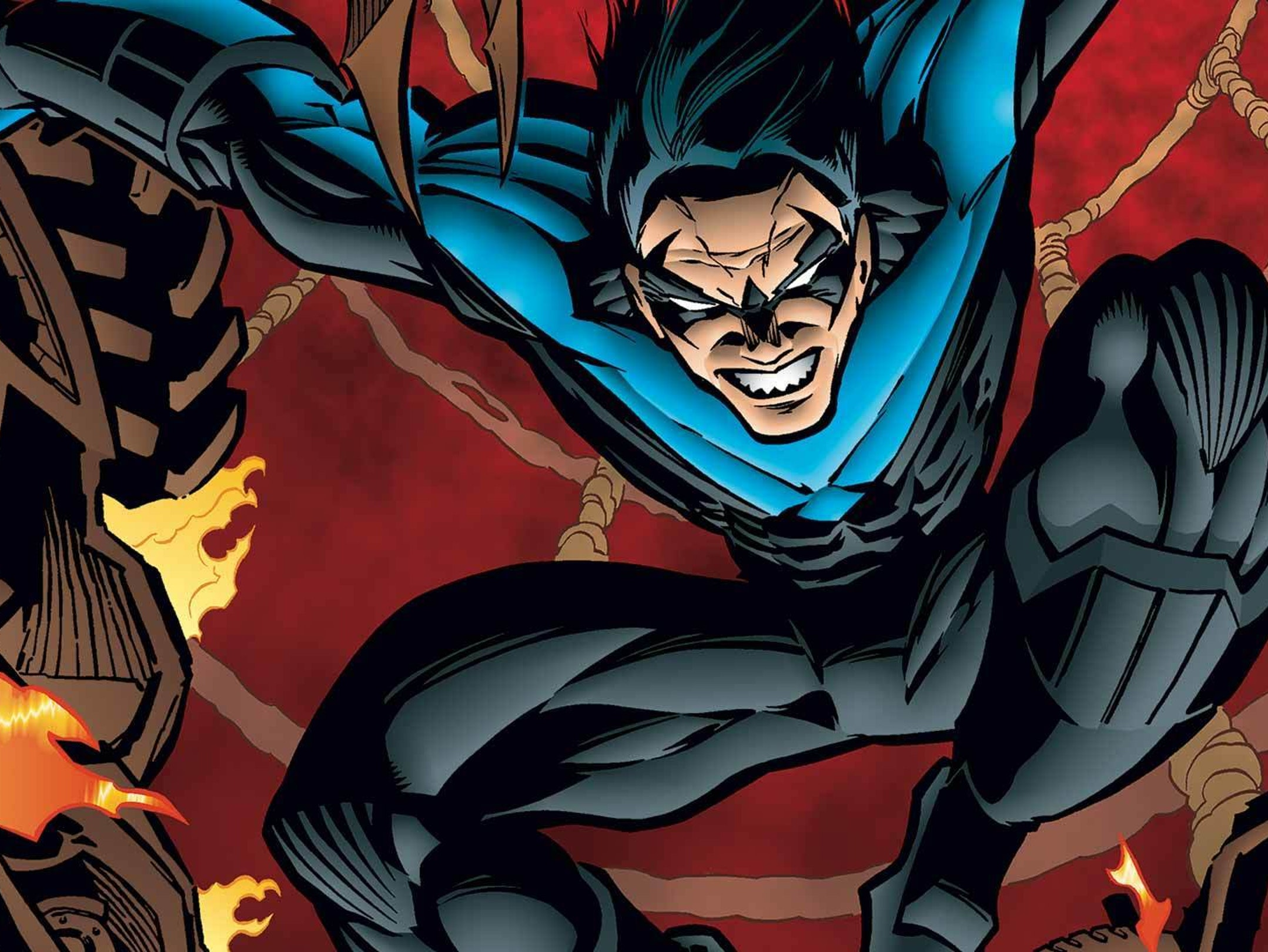'Lego Batman' Director Lands A DCEU Nightwing Movie